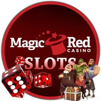 magic red casino games