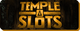 temple slots casino logo